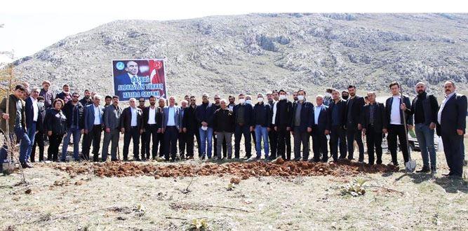 Başbuğ Türkeş'e Ahde Vefa