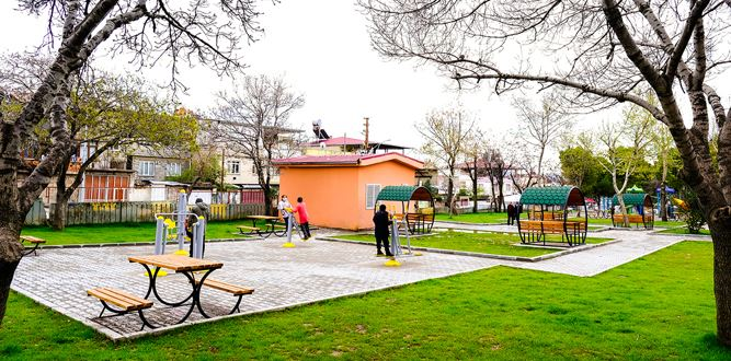 Yenilenen Park