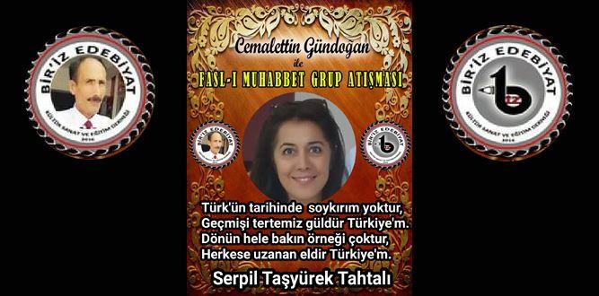 Biriz Edebiyat Cemalettin Gündoğan İle Fasl-ı Muhabbet Grup Atışması 34