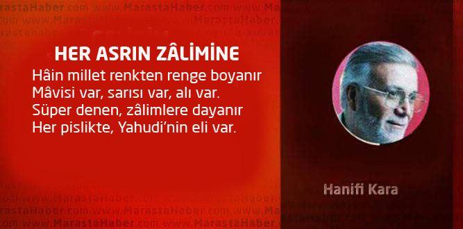 HER ASRIN ZÂLİMİNE