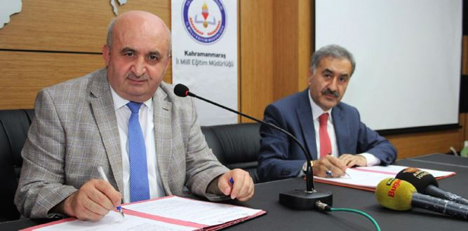 İl MEM ve HEFİAD arasında protokol imzalandı