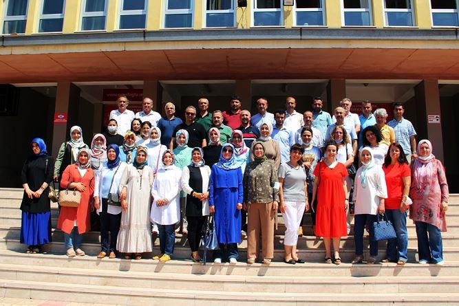 Cahit Zarifoğlu İlkokulunda Kahvaltılı Veda Programı
