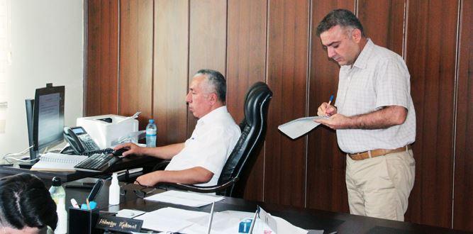 MEM Rehberlik ve Psikolojik Danışma Hizmetleri  İl Yürütme Komisyonu toplandı