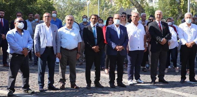 CHP'nin kuruluşunun 98.yıl dönümü Kahramanmaraş'ta kutlandı.