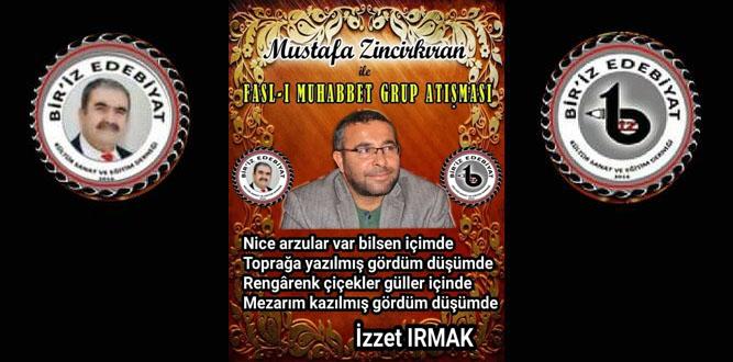 Mustafa Zincirkıran İle  Fasl-ı Muhabbet Şiir Seçkisi