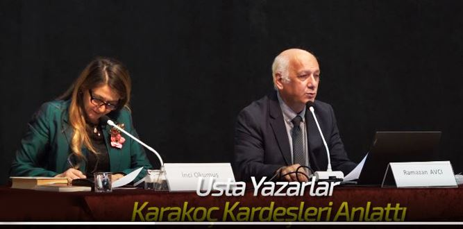 Karakoç Kardeşler İki Kardeş Bir Hayat Özel Oturumunda Anıldı